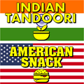 American Snack - Indian Tandoori