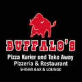 Buffalo's Pizzakurier pizza
