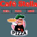 Café Stella pizza