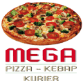 Mega Pizza pizza