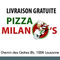 Milano's Pizzeria Pizza