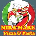 Mira Mare Pizza-Pasta pizza