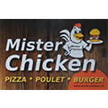 Mister Chicken Rüti - Pizza, Poulet