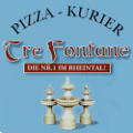 Pizzeria Tre Fontane pizza
