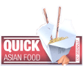 Quick Asian Food