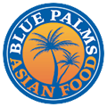The Blue Palms