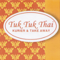 Tuk Tuk Thai Kurier curry