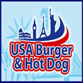 USA Burger & HOT DOG